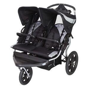 FACTORY-NEW-Baby-Trend-Navigator-Lite-Double-Jogger-Stroller-Pram-NEW-COLOR