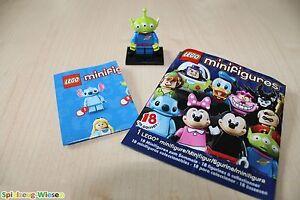 Lego 71012 Disney Minifigur Minifig #02 Alien Neu und ungeöffnet New//Sealed