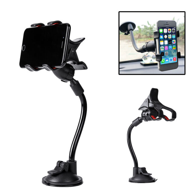 360°Car Holder Windshield Mount Bracket for Mobile Cell Phone/GPS iPhone/Samsung