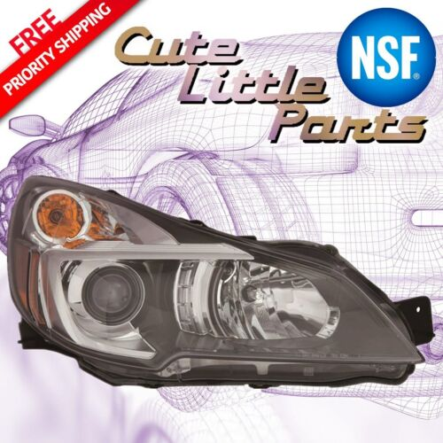 For 2013 2014 Subaru Legacy//Outback Headlight Headlamp Passenger Side