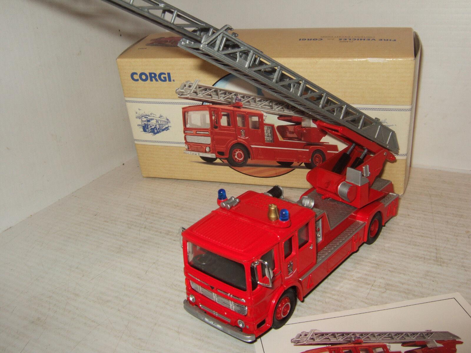 Corgi 97352 AEC Ladder for Stoke on Trent, Staffordshire Diecast Model in 1 50