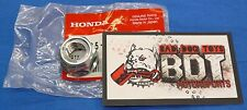 HONDA ATC 250R ATC250R OEM SWINGARM PIVOT BOLT 14MM NUT NEW SUSPENSION
