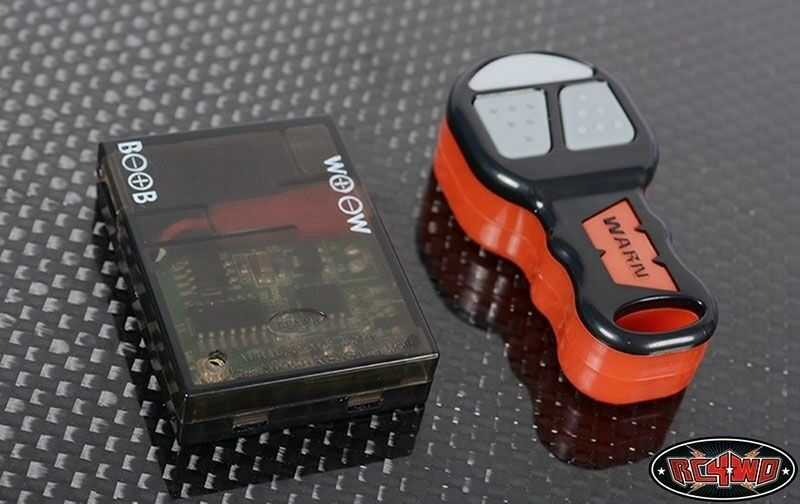 Rc4wd warn 1/10 Wireless Remote/ricevitore Winch controller  rc4zs1092