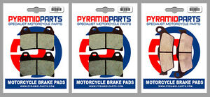 Front & Rear Brake Pads (3 Pairs) for KTM 1290 Super Adventure 2015