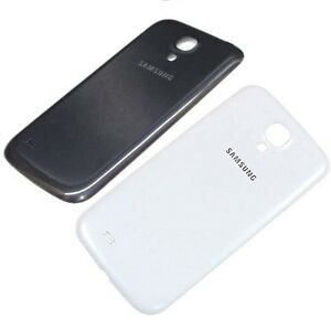 brand new 9504a f0685 Details about Genuine Samsung GALAXY S4 MINI GT i9195 BACK COVER original  smartphone rear case