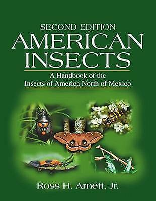 1 of 1 - USED (GD) American Insects: A Handbook of the Insects of America North of Mexico