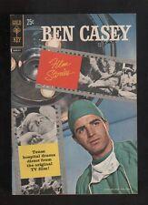 1962 1ST GOLD KEY  BEN CASEY   FILM STORIES   1960's TV COMIC BOOK  HI-GRADE