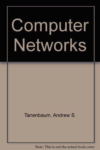 Tanenbaum Networking Book