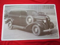 1937 Plymouth Sedan Delivery 11 X 17 Photo Picture