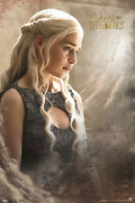 GAME OF THRONES DAENARYS 24x36 poster HBO TV SEASON 6 MOTHER OF DRAGONS QUEEN!!!