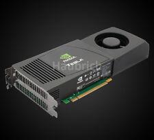 Nvidia Tesla C1060 | 4 GB GDDR | 240 Kerne | 512 bit | 963 GF | 102 GB/s