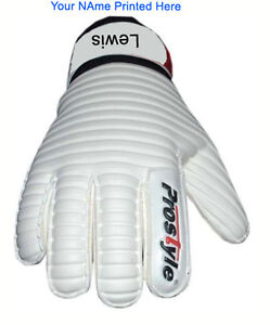 Image is loading Personalised-Goalkeeper-Gloves-Finger-Save-Football-Goalie -Roll- 7ebb463015
