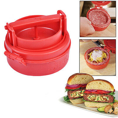 Hamburger Machine Hamburger Meat Filling Machine Manual Pressure Meat DIY Mold