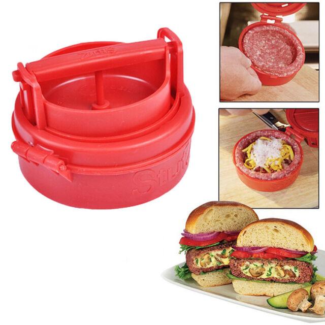 Hamburger Machine Hamburger Meat Filling Machine Manual Pressure Meat DIY Mold