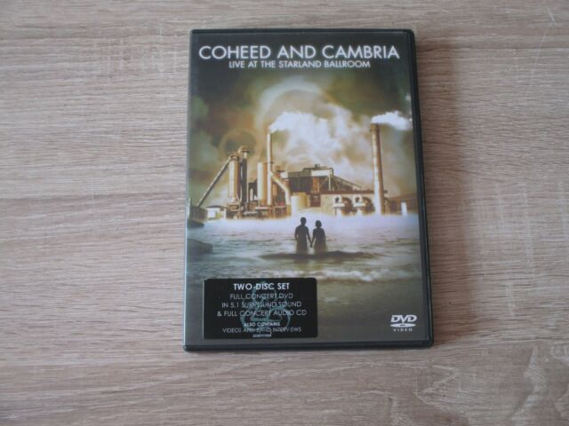 Cohhed And Cambria -- Live At The Starland Ballroom -- 2 DVD -- Musik