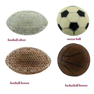 US-American-Soccer-NFL-NBA-Leagues-Teams-Basketball-Sports-Belt-Buckles-Costume