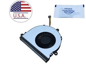 Original HP 15-ba061dx 15-ba067cl 15-ba077cl CPU FAN Therma grease