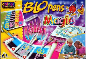 Pustestifte-Blopens-Magic-Pens-11-Stifte-6-Schablonen