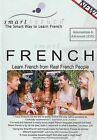 Smart French-3 Audio CD's: Learn Frenhc from Real French People by Smartpolyglot, Inc. (CD-Audio, 2003)