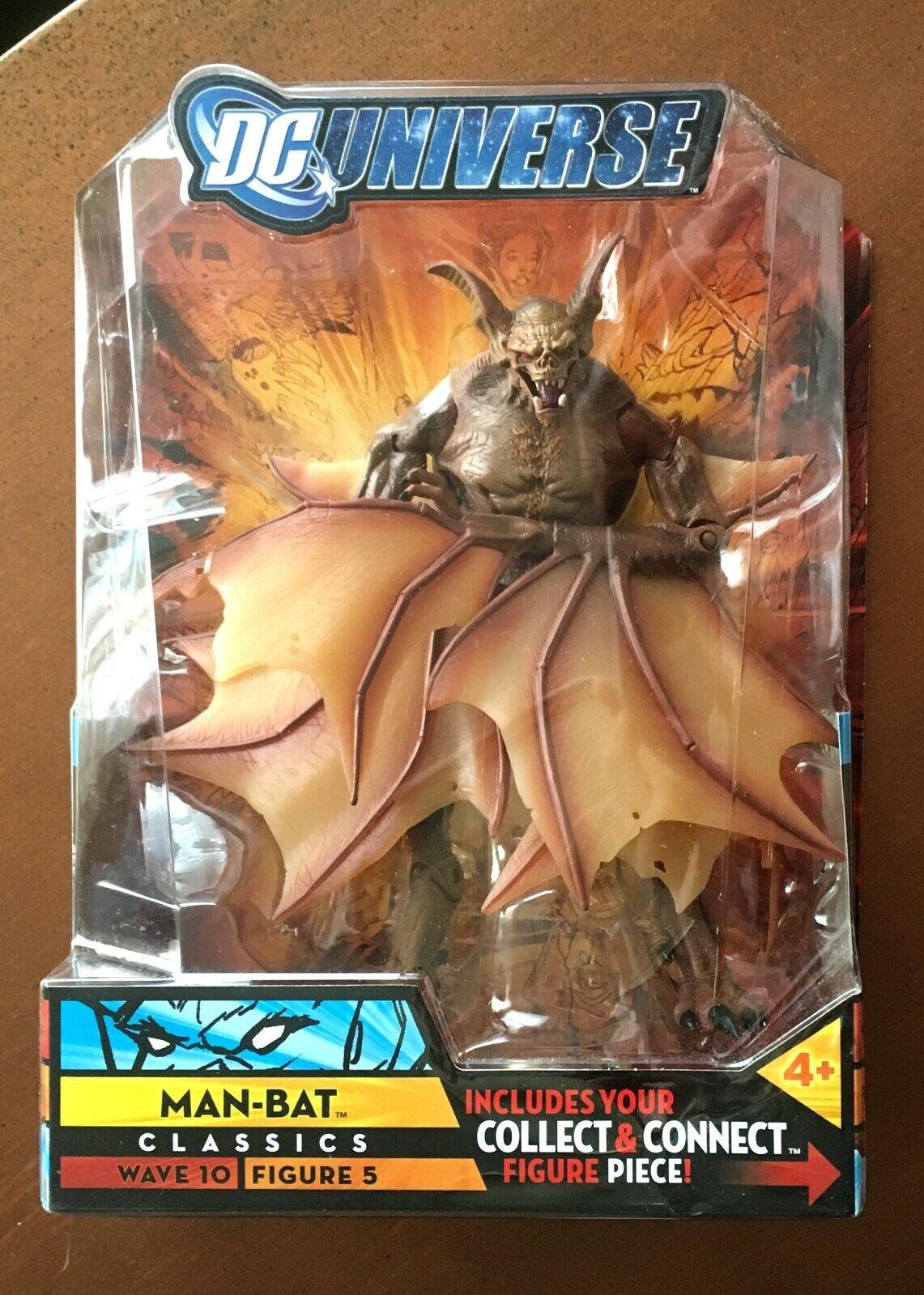 Neuf DC universe classics homme-BAT Wave 10 Figurine 5  Imperiex bras  100% neuf avec qualité d'origine