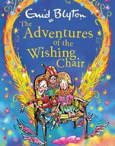 The-Adventures-of-the-Wishing-Chair-gift-edition-Blyton-Enid-New
