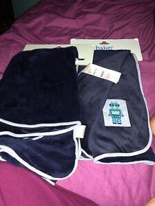 Ted Baker Baby Boy Blanket Designer Newborn Gift