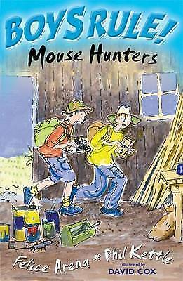 1 of 1 - Arena, Felice, Mouse Hunters (Boy's Rule!), Very Good Book