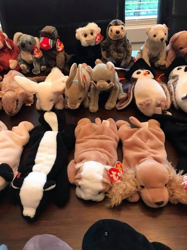 Ty beanie babies lot of of of 33 aef6c0