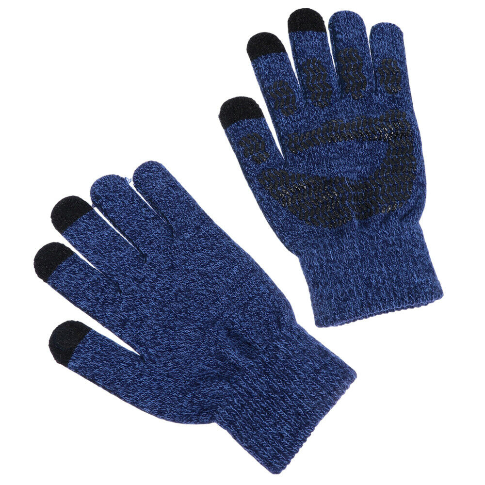 1 Pair Fashion Chic Portable Winter Cycling Full Finger