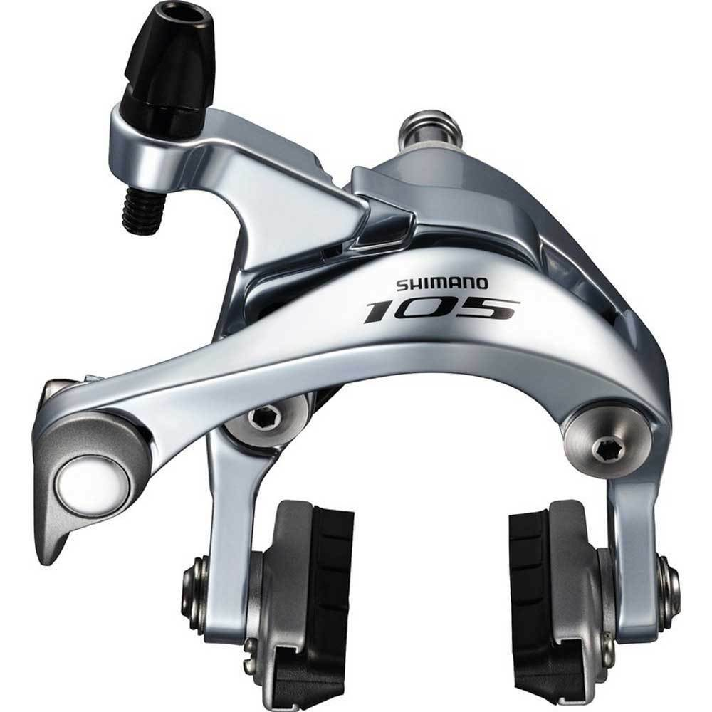 Shimano Rennbremse 105 BR 5800 5800 5800 H-Rad o. Hebel 49mm silber Fahrrad e6cbf2
