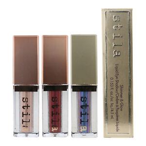 Stila-Shimmer-amp-Glow-Liquid-Eye-Shadow-4-5ml-New-In-Box-Choose-Your-Shade
