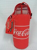 Coca Cola Set Of 4- 16oz Glasses With Insulated 2 Liter Tote Anchor