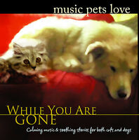 Music Pets Love Cd, Music For Cats, Music For Dogs, Pet Cd, Cat Cd, Unopened