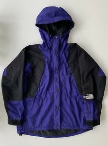 f7398866422a Vintage The North Face Mountain Light Jacket Gore Tex Blue Black ...