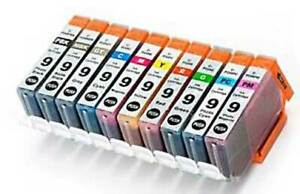 Compatible-Set-PGI-9-PBK-C-M-Y-MBK-PC-PM-GY-G-R-PGI7-BK-for-Canon-Pro-9500