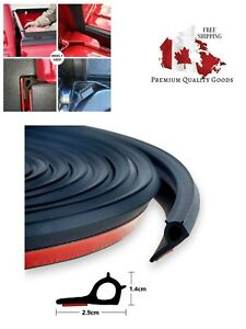13ft-Adhesive-Universal-Weather-Stripping-Pickup-Truck-Bed-Tailgate