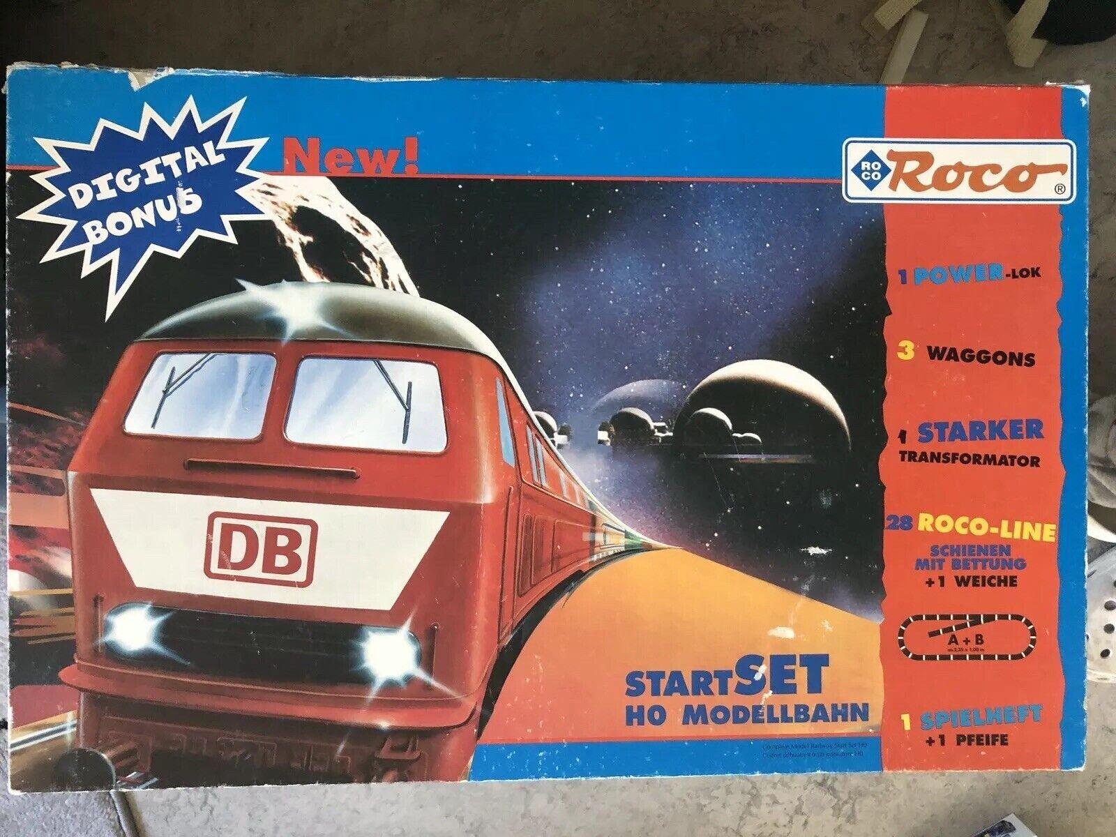 Roco procedentes de 41150 h0 diesellok DB br 215 132-2