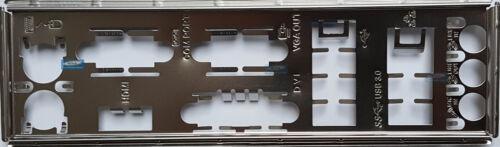 H110M-C//HDMI H110M-C ASUS I//O IO SHIELD BLENDE BRACKET H110M-C//PS