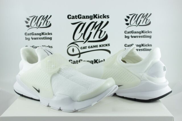 new concept 965b4 00a86 DS Nike Sock Dart SP White Independence Day USA America 686058 111