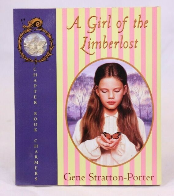VG! A Girl of the Limberlost -Chapter Book Charmers by G Stratton-Porter 1999 PB