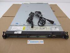 IBM X3550 M3 Dual Xeon Quad Core 2.4GHz E5620 8GB RAM DDR3 RAID - No HDD