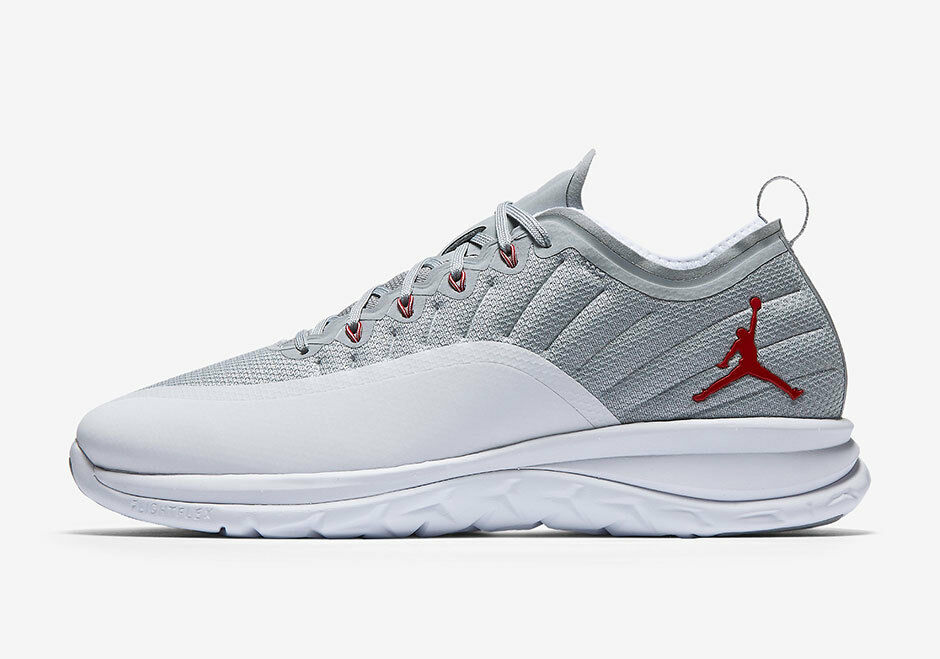 Authentic Nike Jordan Prime Trainer Wolf Grey White Training 881463008 Men Price reduction Great discount