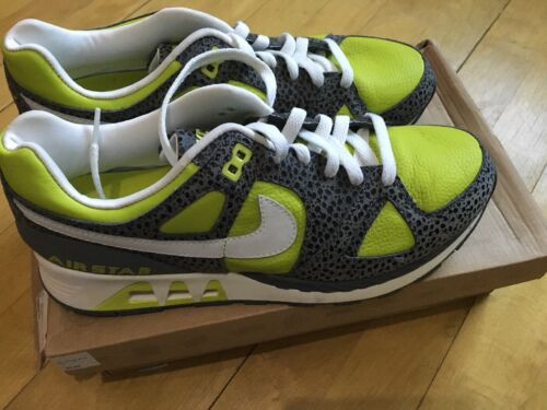 Stab White Uk Flint 8 Green Air Nike U5Zwq0x8gn