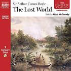 The Lost World by Sir Arthur Conan Doyle (CD-Audio, 2008)