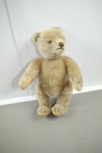 Steiff-Teddy-Original-Steiff-Ours-50er-60er-Annees-Env-20cm-K44