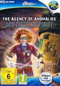 Agency-of-Anomalies-Der-letzte-se-produce-PC-NUEVO-Embalaje-orig