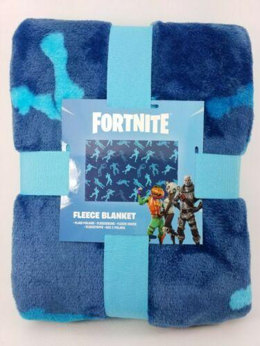 Fortnite Soft Fleece Throw Blanket 100cm x 150cm