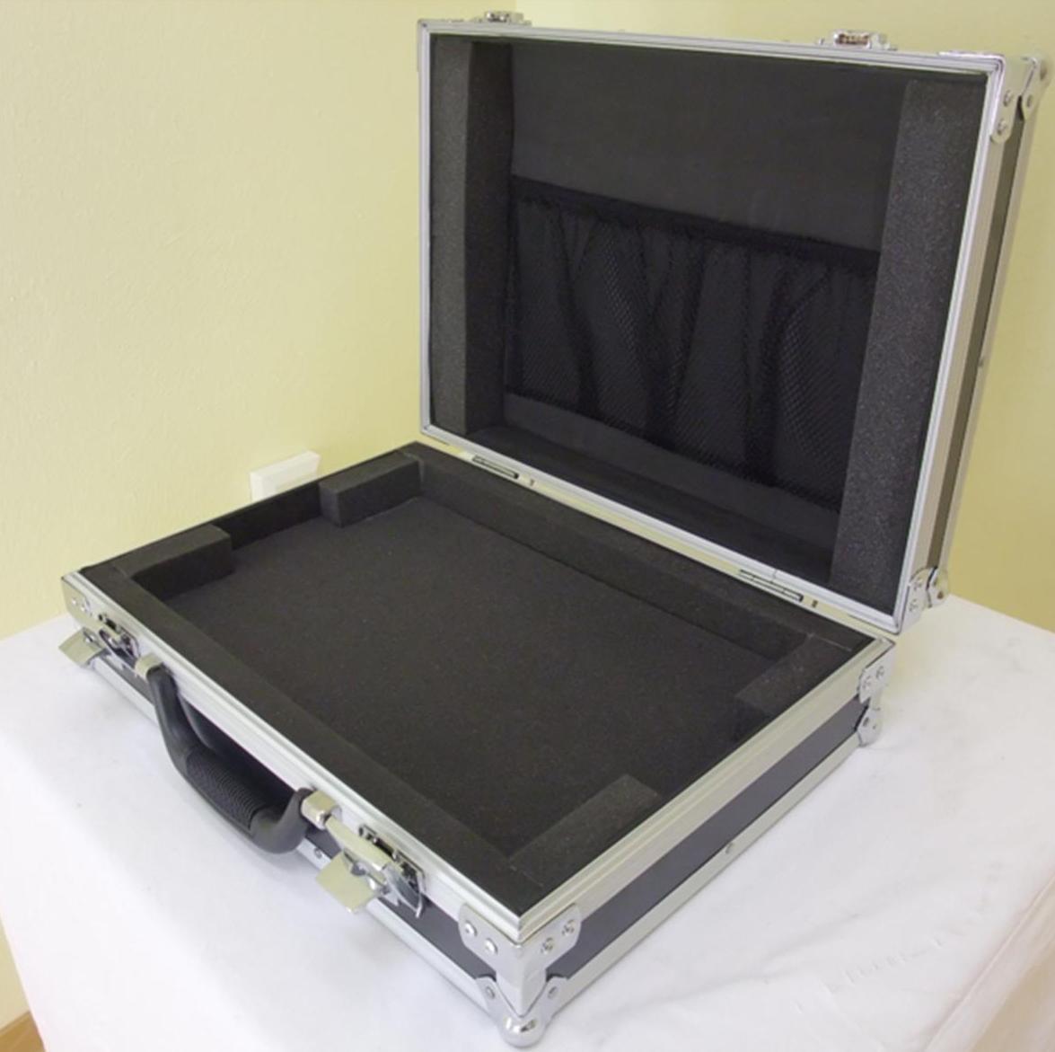 LC-15 Profi 15  Koffercase für Laptop bis 37 x 26 cm Laptop Notbook Koffer Case