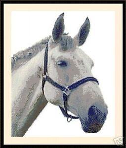 Horse-Head-Cross-Stitch-Kit