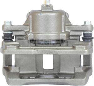 Disc Brake Caliper-Caliper with Installation Hardware Front-Right//Left Reman